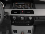 2010 BMW M5 4-door Sedan Instrument Panel