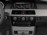 2010 BMW M5 4-door Sedan Instrument Panel