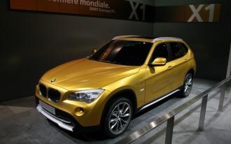 The Details: BMW's X1 Concept