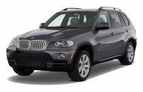2010 BMW X5 AWD 4-door 48i Angular Front Exterior View