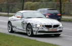 2010 BMW Z4 spy shots from the Nurburgring