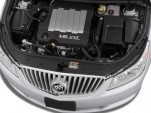 2010 Buick LaCrosse 4-door Sedan CX 3.0L Engine