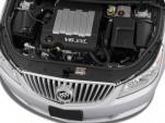2010 Buick LaCrosse 4-door Sedan CX 3.0L Engine