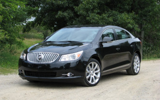 2012 Buick: Is GM Building an American Lexus?