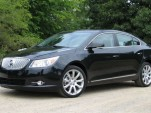 2010 Buick LaCrosse First Drive