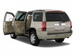2010 Cadillac Escalade AWD 4-door Base Open Doors