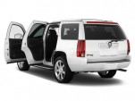 2010 Cadillac Escalade Hybrid 2WD 4-door Open Doors