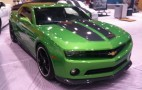 2009 SEMA Show Photos, 2010 Camaros Galore