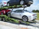 2010 Camaro Unloaded