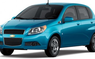 Is the 2010 Chevy Aveo5 Economy Hatchback Really as Bad as Everyone Says?