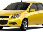 2010 Chevrolet Aveo LT w/1LT