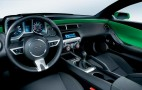 Updated Interior And Z28 Pegged For 2012 Chevrolet Camaro