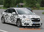 2010 Chevrolet Cobalt Spy Shots