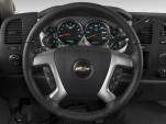 """2010 Chevrolet Silverado 2500HD 2WD Ext Cab 157.5"""" LT Steering Wheel"""