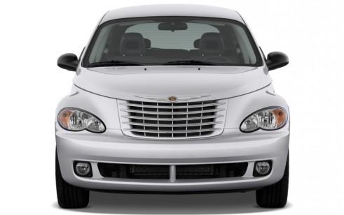 2010 Chrysler PT Cruiser Classic 4-door Wagon Front Exterior View