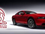 2010 Detroit Auto Show logo