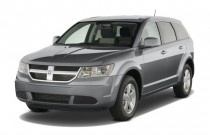 2010 Dodge Journey AWD 4-door SXT Angular Front Exterior View