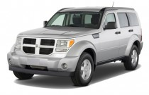 2010 Dodge Nitro 4WD 4-door SXT *Ltd Avail* Angular Front Exterior View