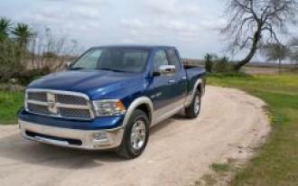 Chrysler Issues Recall For 2009, 2010 Dodge Ram Pickups
