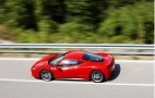 Others embrace carbon fiber, but Ferrari sticking with aluminum