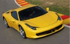 Ferrari Celebrates 8 Million Facebook Fans With 458 Italia: Video