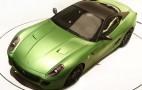 2010 Geneva Motor Show: Ferrari 599 HY-KERS Concept