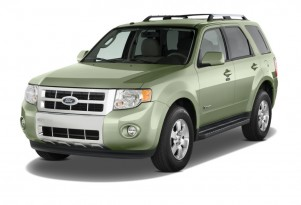 A Look At The 2010 Ford Hybrid Escape