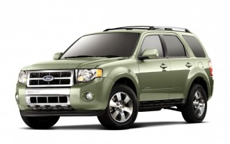 NHTSA Investigating Ford Escape, Mercury Mariner
