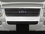 2010 Ford Explorer RWD 4-door XLT Grille