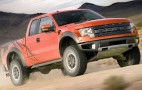 Ford Unveils 2010 F-150 SVT Raptor