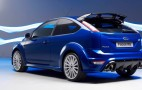 Ford Focus RS enters production