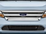 2010 Ford Fusion Hybrid 4-door Sedan Hybrid FWD Grille