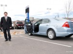 41 MPG Test Drive Challenge: We See How the 2010 Ford Fusion Hybrid Measures Up