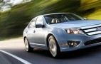 Ford Fusion Hybrid certified as most efficient mid-size car in America