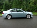 Test Drive and Review:  2010 Ford Fusion Hybrid