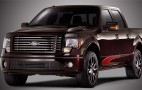 Ford reveals 2010 Harley-Davidson F-150 ahead of Chicago Auto Show debut