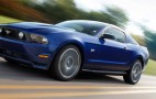 Report: Ford to put new Duratec V6, 400hp V8 into 2011 Mustang