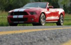Review: 2010 Ford Mustang Shelby GT500 Convertible