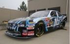Mustang stock car for NASCAR Nationwide Series Unveiled