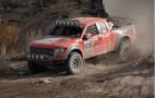 Ford Adds 411-hp V-8, FR Raptor XT Baja Racer to F-150 SVT Raptor Line