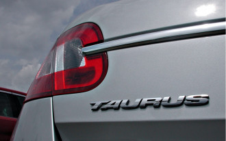 Live from Knoxville: 2010 Ford Taurus Photo Gallery