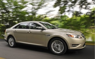 First Drive: 2010 Ford Taurus