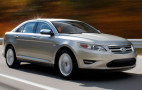 Video: Ford taking on luxury carmakers with new Taurus ads