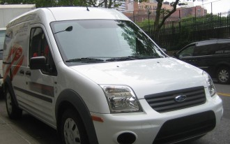 Driven: 2010 Ford Transit Connect