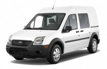2010 Ford Transit Connect Wagon 4-door Wagon XL Angular Front Exterior View