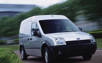 2010 Ford Transit Connect: Family Car Review
