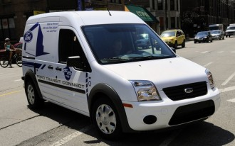 Passenger Van Review: 2010 Ford Transit Connect