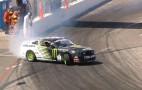Video: Vaughn Gittin Jr. Wins First Race of 2010 Formula Drift Season