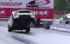 Video: 2010 FR500CJ Mustang Mule Pops Wheelie