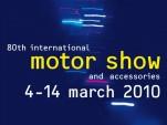 2010 Geneva Motor Show logo